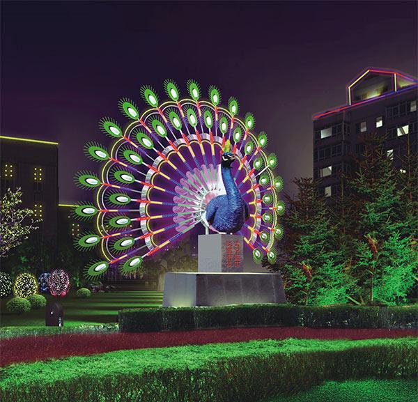正翔照明led景观灯,艺术的升华图片
