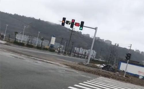智能交通信号灯,智慧城市生活