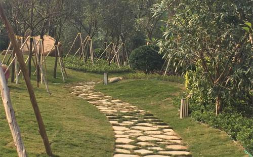 惠州市牧云溪谷小区一期景观亮化项目