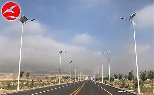 雨雪天气会影响到LED太阳能路灯的正常使用吗