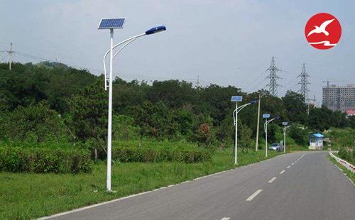 正翔照明解析LED太阳能路灯照明不工作的故障