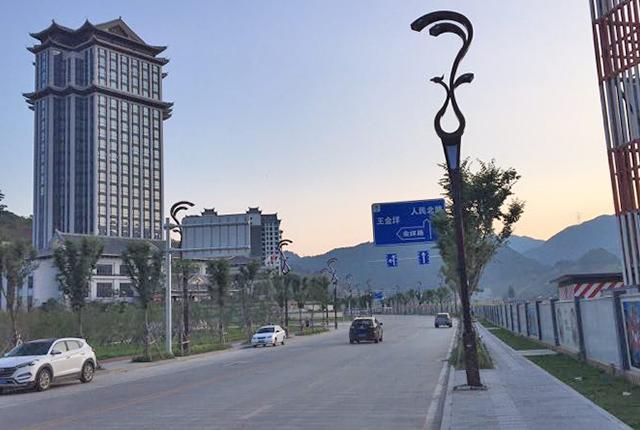 正翔照明完成浙江丽水市LED景观路灯建设项目