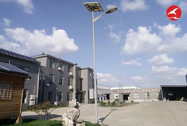正翔照明农村发展和太阳能路灯照明唇齿相依