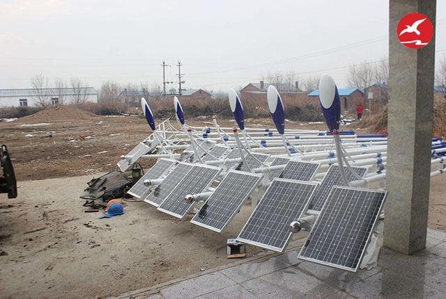 太阳能路灯锂电池使用注意事项