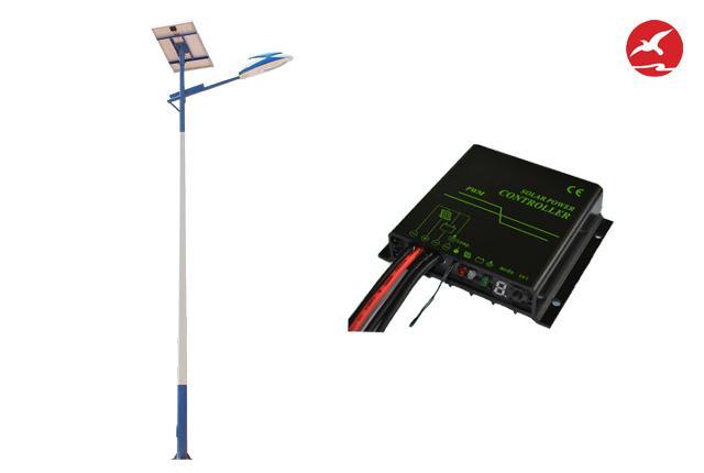 太阳能路灯控制器正确操作方式