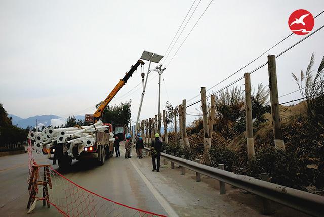 创新太阳能路灯产品才能提高市场竞争力
