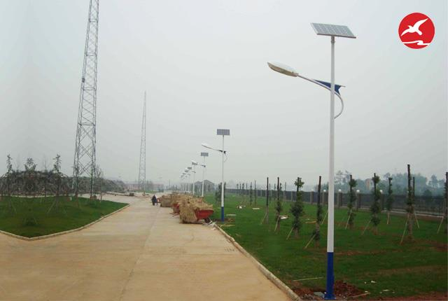太阳能路灯竞争白热化正翔照明如何突破瓶颈
