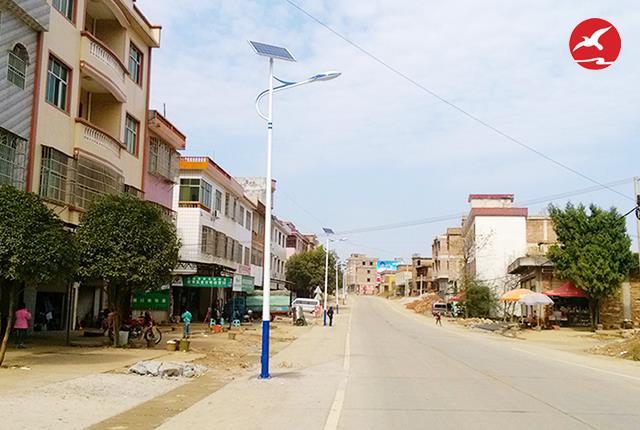 LED太阳能路灯使用的环境要求