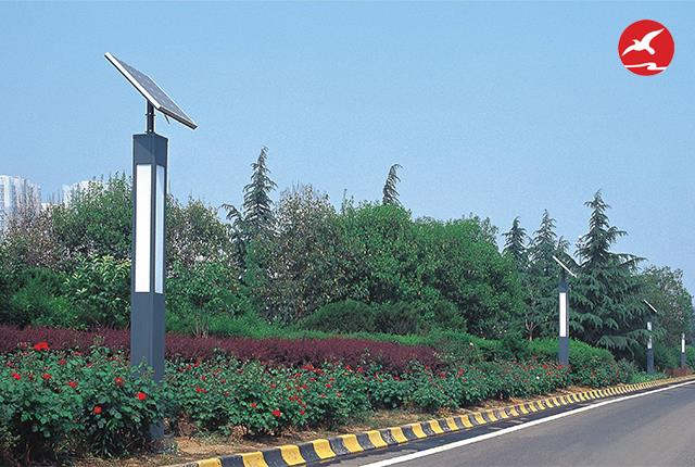正翔照明详解太阳能景观灯多样优势