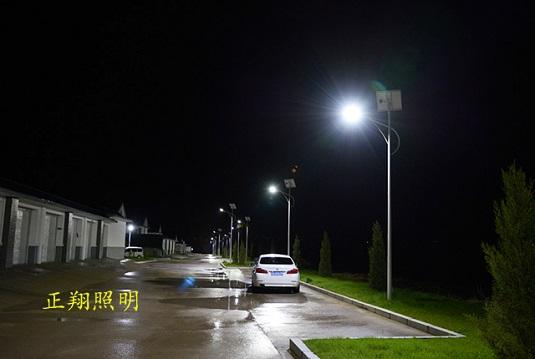 新能源太阳能路灯技术的转变_广东正翔照明