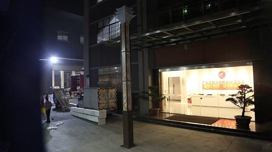正翔照明-广东惠州景观灯工程案例