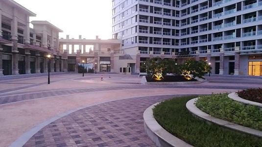 泉州世茂蓝色海湾小区庭院灯工程案例