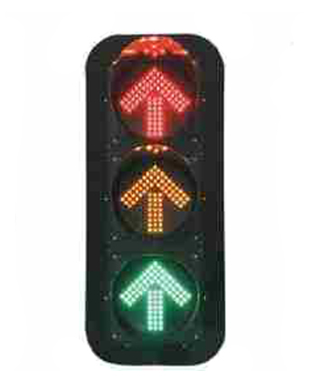 LED交通红绿信号灯-正翔9303