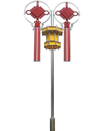 LED中国结路灯 正翔1203