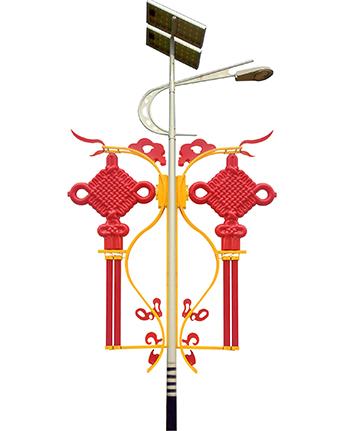 LED中国结路灯 正翔1206