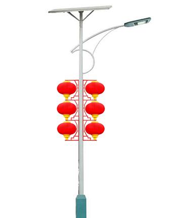 LED中国结路灯 正翔1207