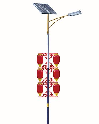 LED中国结路灯 正翔1208