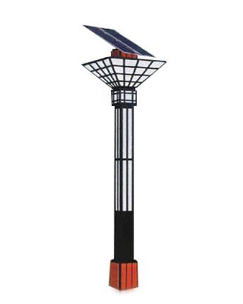 中式复古方型太阳能景观灯 正翔1108