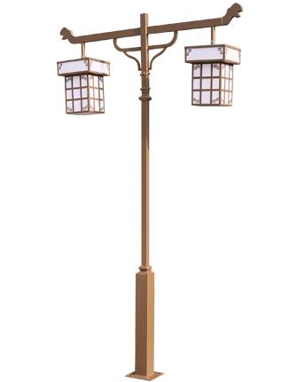 中式庭院灯 正翔3308
