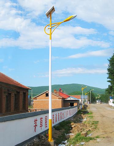 正翔LED太阳能路灯2074