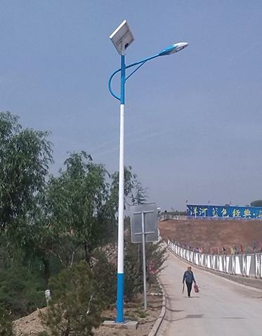 正翔LED太阳能路灯2076