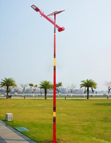 正翔LED太阳能路灯2077