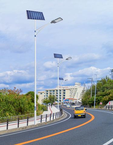 正翔LED太阳能路灯2081