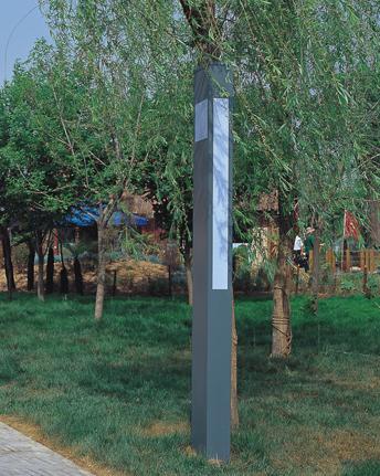 户外方型优质钢材LED景观灯 正翔1001