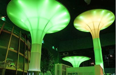 6米大型树状led景观灯定制厂家