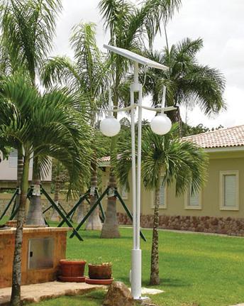 现代简约型太阳能景观灯 正翔1107