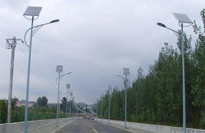 led太阳能路灯 正翔2003