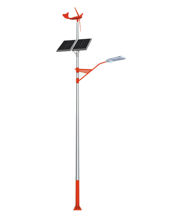 太阳能风光互补路灯 正翔2306