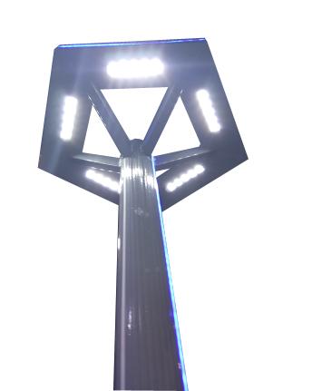 LED庭院灯 正翔3107