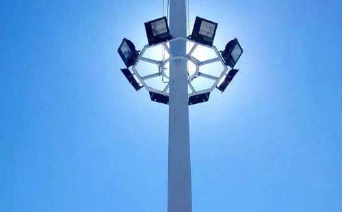海南高桿燈安裝-詳情圖