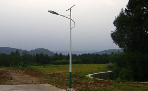 正翔户外照明-湖南衡阳市新农村太阳能路灯项目